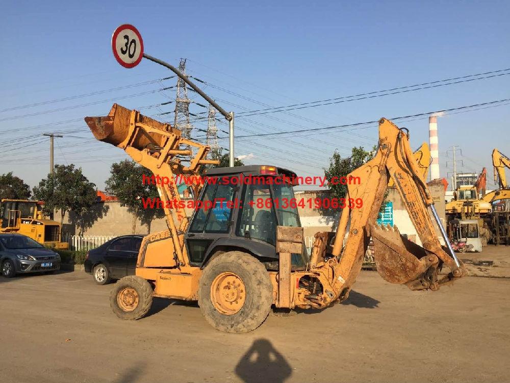 used CASE 580L Backhoe loader for sale 2008 CASE 580L used