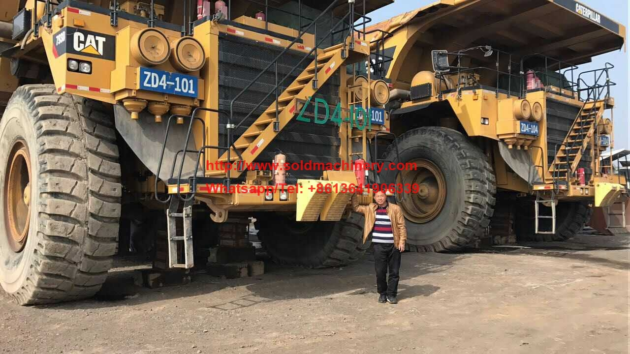 Crane Truck For Sale >> used CAT 793D for sale 2012 CATERPILLAR 793D used construnction machine china for sale