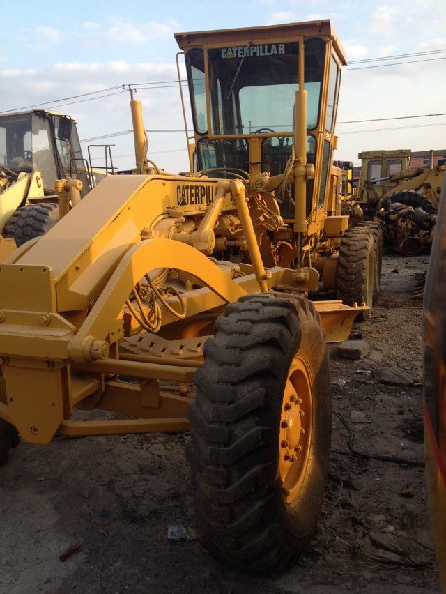 Used Cat 12g Grader For Sale 1998 Caterpillar 12g Used
